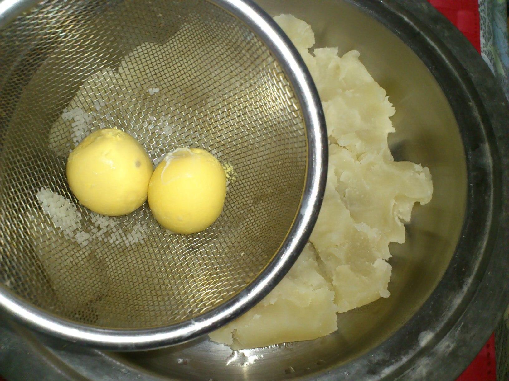 芋に挑戦の巻