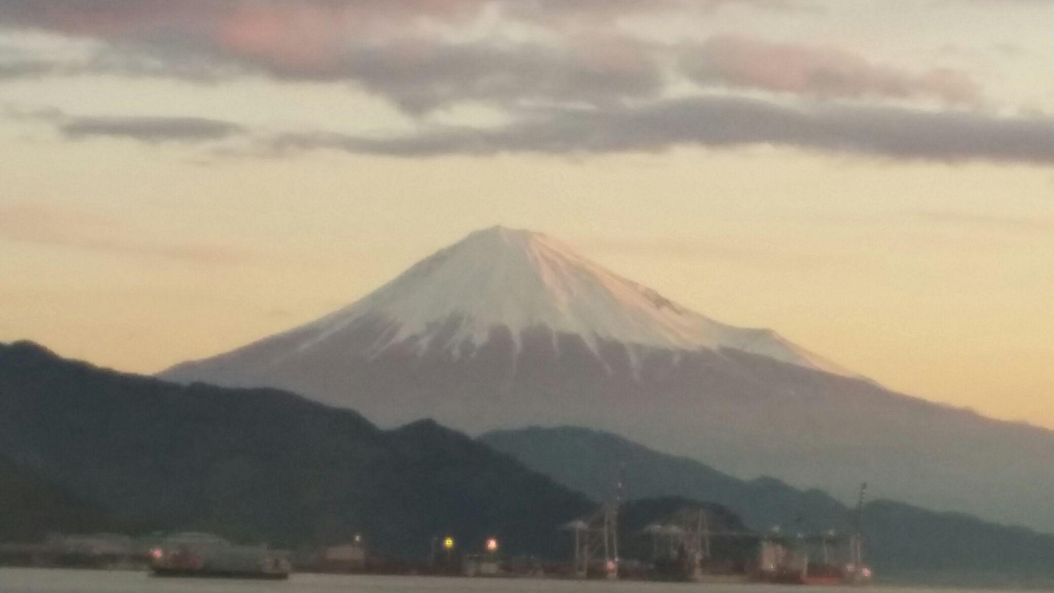 富士山ばんざい